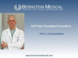 Hair Transplant Consultation at Bernstein Medical