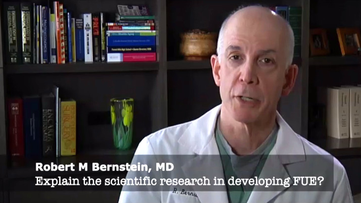 Can You Explain the Scientific Research in Developing FUE?